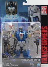 Transformers Generations Titans Return Deluxe Class Triggerhappy Blowpipe Figure