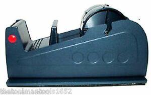 "Commercial Industrial 2"" INCH Packing Tape Dispenser Heavy Duty Tabletop Desktop"