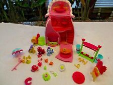 2006 HASBRO MY LITTLE PONY FANCY FASHIONS, 3 PONIES + LOTS OF ACCESSORIES
