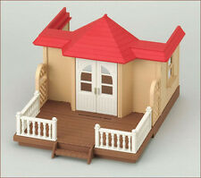 JP Sylvanian Families HA-38 House with Terrace