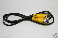 50pcsx BNC MALE CABLE TO MALE 75 OHM RG59 VIDEO CABLE 3 feet