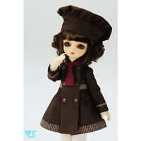 Volks February 2013 Collection Chocolatier Girl Set Fits YOSD DOB AI 1/6 BJD