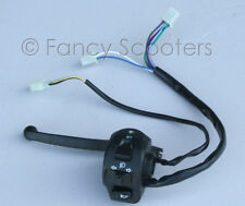 PEACE SPORTS 50CC Scooter Left Side Brake, Light Control,Horn TPGS-804 810 811