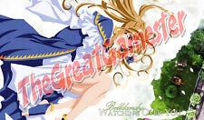 Ah My Goddess Sleeping on Clouds Custom Playmat / Gamemat / Mat #69291