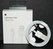 New Original Apple iPhone Lightning Cable Charging Cord USB OEM Genuine 1M 3FT