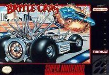 Battle Cars (Super Nintendo Entertainment System, 1993)