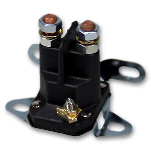 passend MTD 175//107 13AN763G615 Rasentraktor Magnetschalter 2 Flst