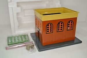 10-1080 MTH Tinplate Traditions 436 Powerhouse Train Building Accessory