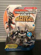 TRANSFORMERS PRIME BEAST HUNTERS DELUXE CLASS PROWL