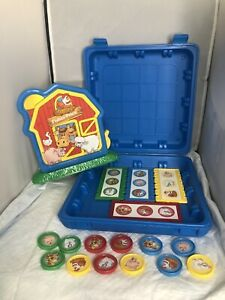Fisher Price Barnyard Bingo Vintage