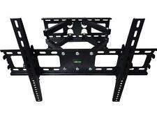 FULL MOTION TILT PLASMA LCD LED TV WALL MOUNT BRACKET42 46 50 55 60 65 70 LOCK