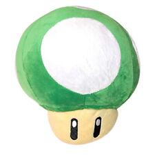 Super Mario Brothers Green Mushroom 8-inch Plush