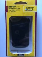 Otterbox Defender Series Case for BlackBerry CURVE 9370 9360 9350 Black