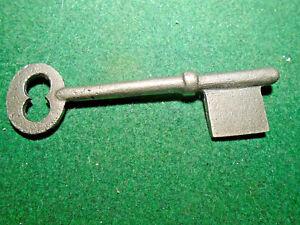 """BLANK STEEL 3 1/2"""" BIT or SKELETON KEY - PERFECT FOR DOOR LOCKS   (15217)"""