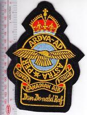 Canada Royal Canadian Air Force WWII RCAF Station Dun Donald RAF