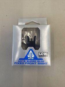 UTG MT-754X Super Slim Fixed Low Profile Front Sight