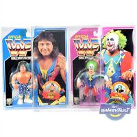 WWF Hasbro DISPLAY CASE x 10 Figure Protector 0.5m Plastic Protective Box Type 1