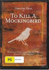 To Kill A Mockingbird (DVD, 2001)