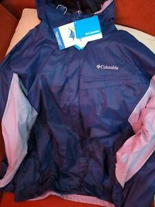 Columbia Men's Watertight™ Rain Jacket XL 100% Authentic