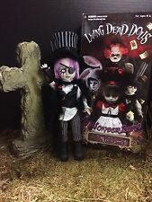 Living Dead Dolls Sybil as the MAD HATTER Alice in Wonderland Exclusive