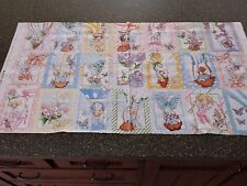 Up and Away Patch Panel Loralie Harris Quilting Treasures 23x43 Hot Air Balloon