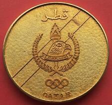 QATAR - ABU DHABI - AJMAN - FUJAIRAH - UAE , SPORT MILITARY UNION MEDAL OF QATAR