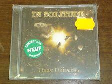 IN SOLITUDE Opus universe CD NEUF