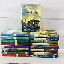 Annies Attic Guidepost Mysteries Lot of 18 Books Tearoom Marble Cove+ More
