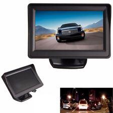 """4.3"""" TFT LCD Auto Rückfahrkamera Monitor Nacht Vision Parkplatz Rückfahrmonitor"""