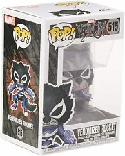 Funko - POP MARVEL:VENOM - VENOMIZED ROCKET RACCOON