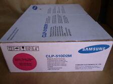 Samsung Magenta Toner Cartridge (CLP-510D2M) Genuine