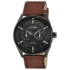 -NEW- Citizen Drive Men's CTO Eco-Drive Watch BU4025-08E