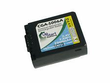 Battery for Leica V Lux 1, BP DC5 u, Panasonic Lumix DMC FZ35, FZ38, FZ8EG