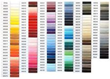 10 Coats Moon Threads  (1000 yard spools) chose your own colours mix and match