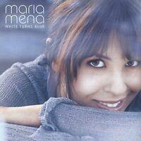 Maria Mena - White Turns Blue [CD]