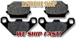 Polaris Front Brake Pads 200 Phoenix Sawtooth 2005 2006 2007 2008 2009 2010 2011