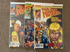 New Mutants: Truth or Death complete mini series #1 2 3 Magik Warlock