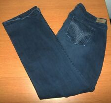 LEVI'S Bold Curve Boot Cut Jeans Size 24W
