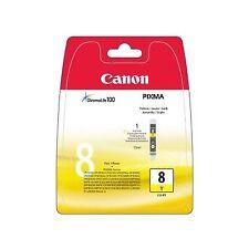 Lata canon 0623b001 Cli-8y amarillo