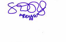 US ACTOR DIRECTOR STEVEN T KAY HANDSIGNED 6 x 3.5 AUTOGRAPH ALBUM PAGE