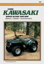 NEW Kawasaki Bayou Klf400, 1993-1999: Service, Repair, Maintenance by Penton Pap