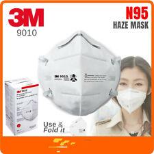 5PCS  3M 9010CN N95 Face Mask Respirator KN95 Non medical NIOSH APPROVED