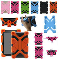 "Universal Silicone Shockproof Case Cover For Asus Acer 7"" 8"" 10"" 10.1"" Tablet PC"