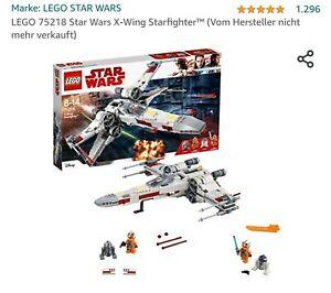LEGO Star Wars Star Wars 75218 X-Wing Starfighter™ NEU + OVP