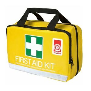 St John Ambulance Medium First Aid Kit   2022   NATIONALLY OH&S WH&S COMPLIANT