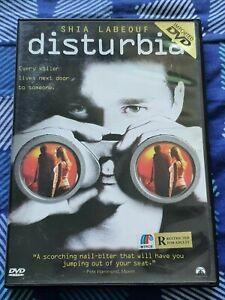 DVD - DISTURBIA