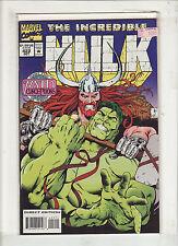 Incredible Hulk #422 vf/nm