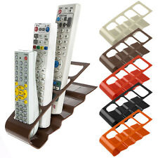 DVD VCR TV Remote Control Holder Stand Storage Caddy Organisateur Outils