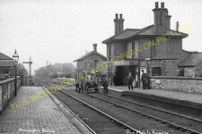 Rossington Railway Station Photo. Bawtry - Doncaster. Great Northern Railway (2)