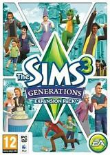 The Sims 3: Generations (PC: Mac/ Windows, 2011)